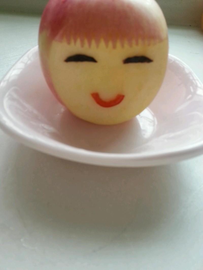 苹果娃娃的做法 苹果娃娃怎么做好吃 阳光姐 家常做法大全