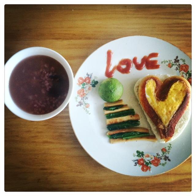 早餐之大嘴猴 可爱早餐 草帽舞早餐 早餐-大嘴巴饭 音乐早餐 早餐之囧