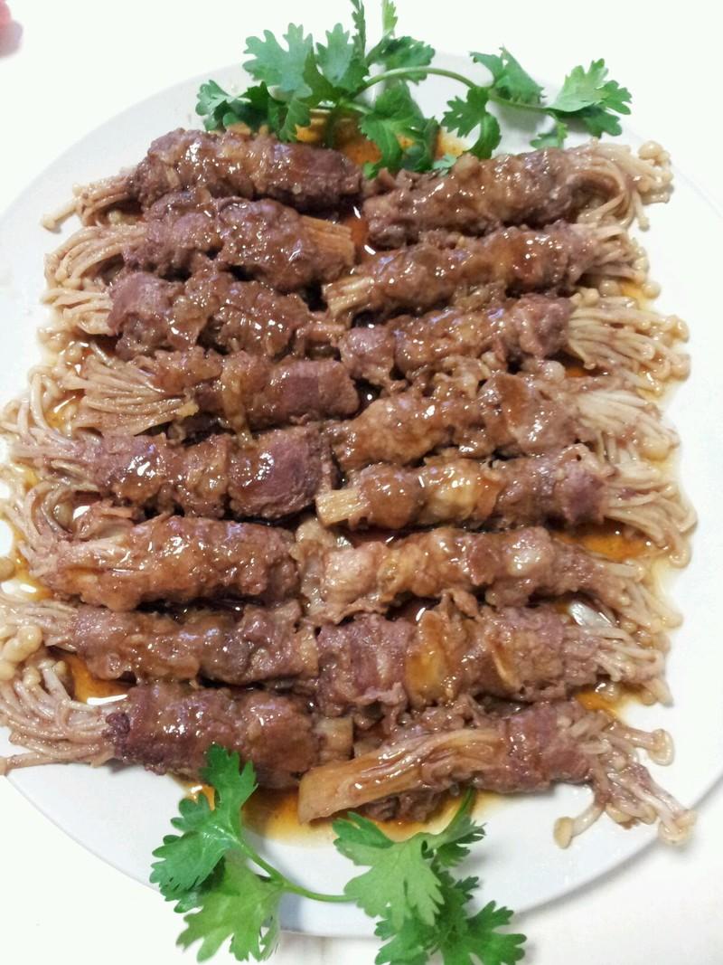 肥牛金针菇的做法_【图解】肥牛金针菇怎么做好吃