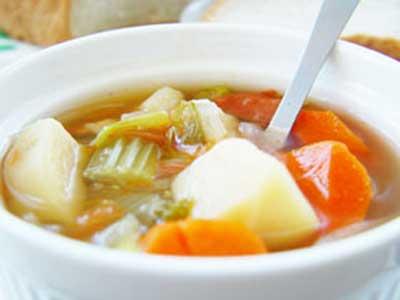 什锦蔬菜汤的做法步骤