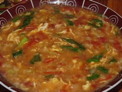 疙瘩汤的做法_【图解】疙瘩汤怎么做好吃_ran二毛__豆