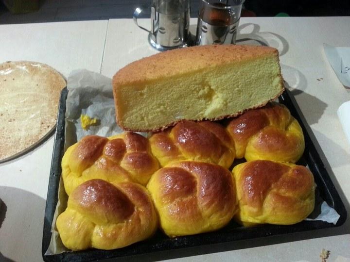 南瓜面包的做法步骤