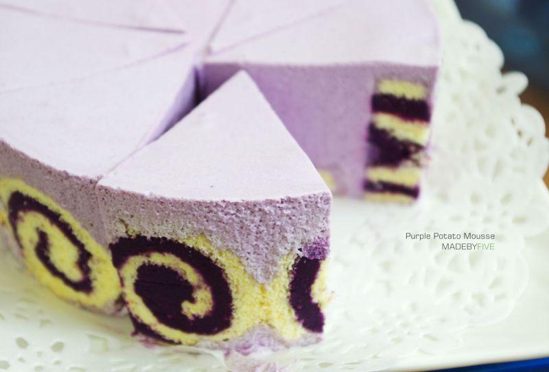 黑白简单手绘图 紫薯
