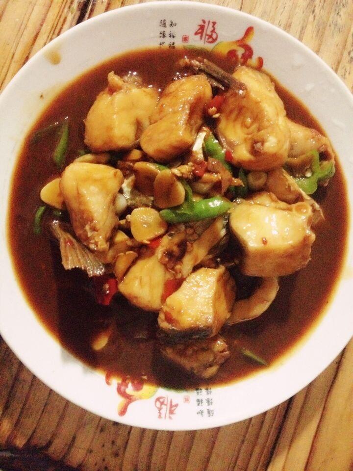 红烧鱼块的做法_【图解】红烧鱼块怎么做好吃