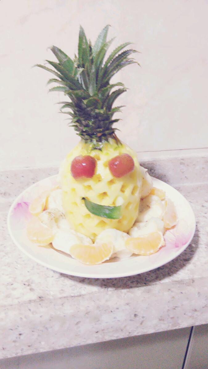 水果拼盘教程(一)