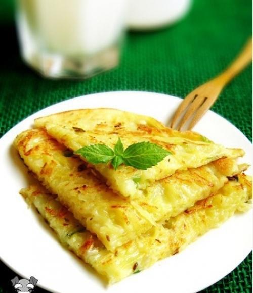 葱香 鸡蛋土豆沙拉 【葱油小土豆】 超简单土豆煎饼 海带拌土豆丝
