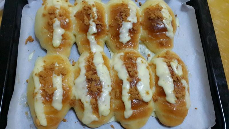 黄油小面包的做法步骤