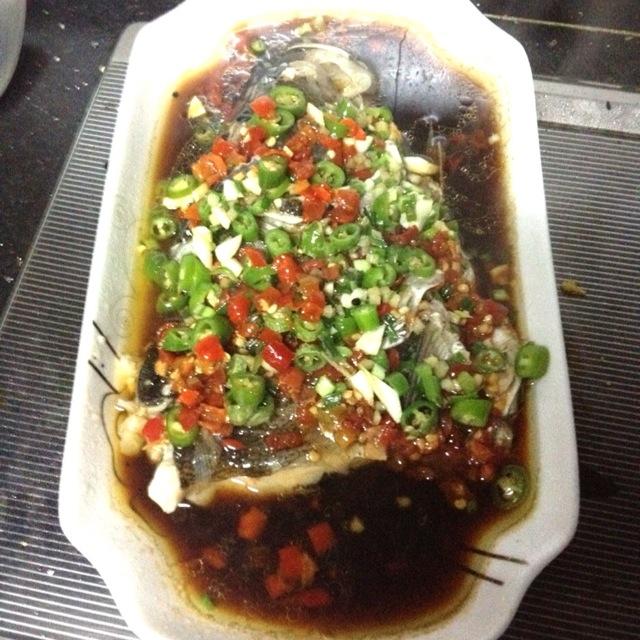 鱼头 剁椒/剁椒鱼头