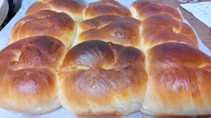 老式面包的做法_【图解】老式面包怎么做好吃