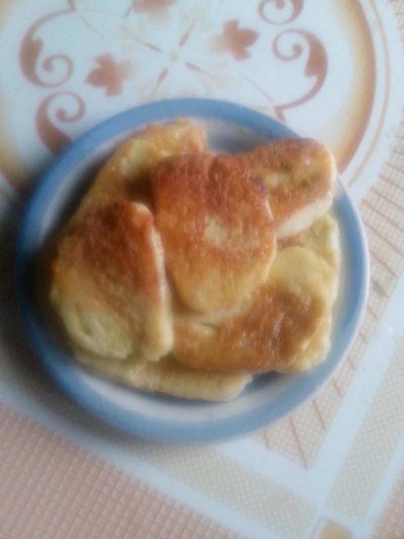 煎鸡蛋馍的做法_【图解】煎鸡蛋馍怎么做好吃