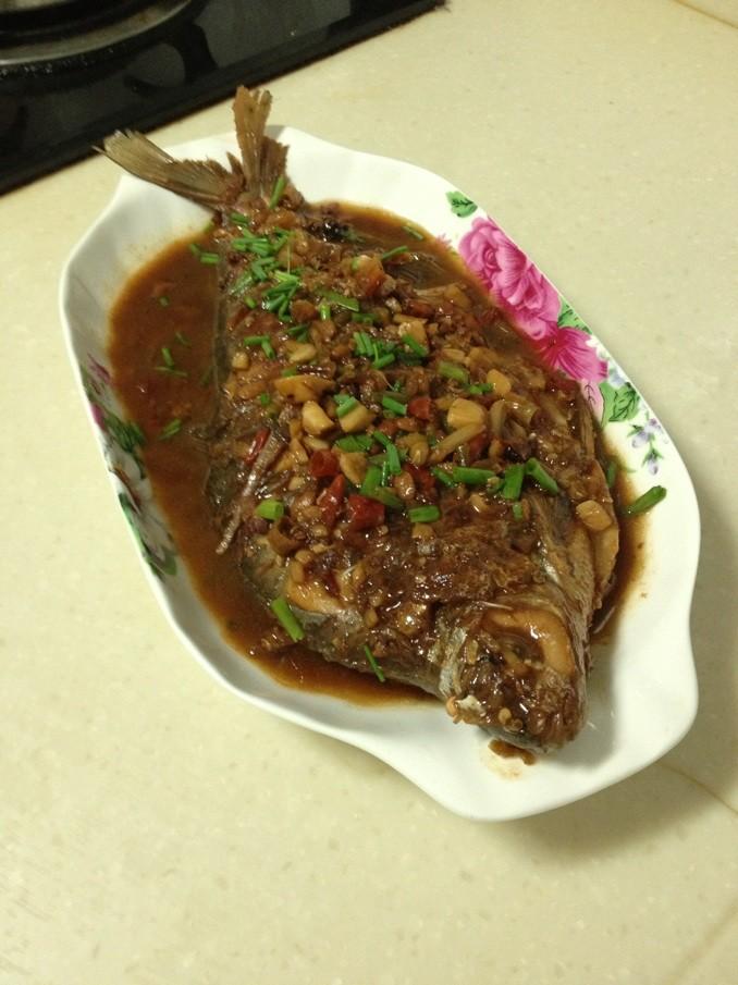 红烧鳊鱼的做法步骤