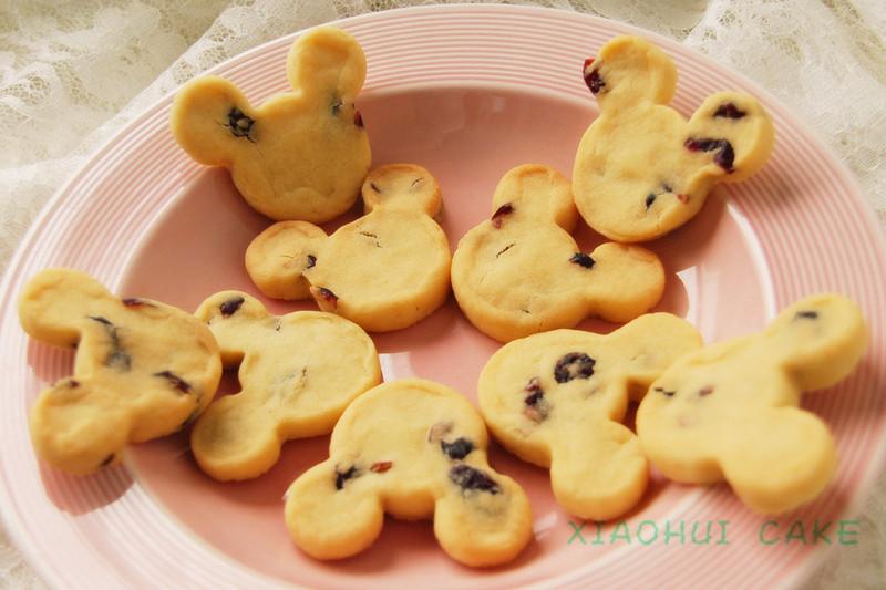 可爱造型饼干