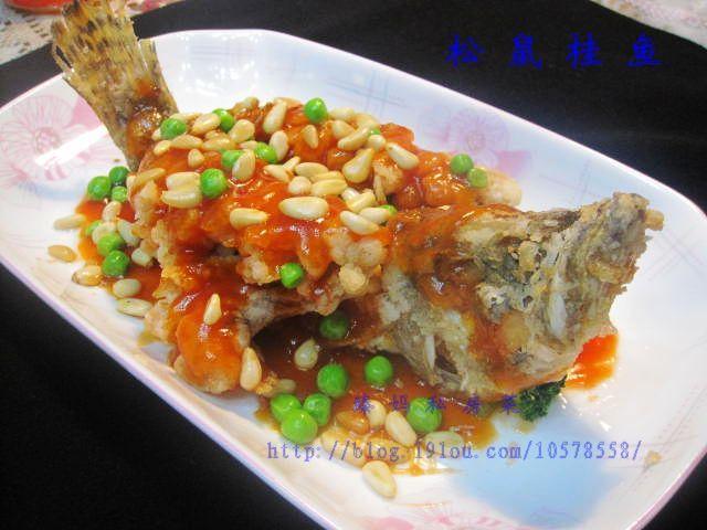 松鼠桂鱼的做法 松鼠桂鱼怎么做好吃 臻妈美食厨房 家常做法大全