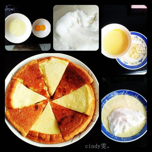 电饭锅也能做蛋糕