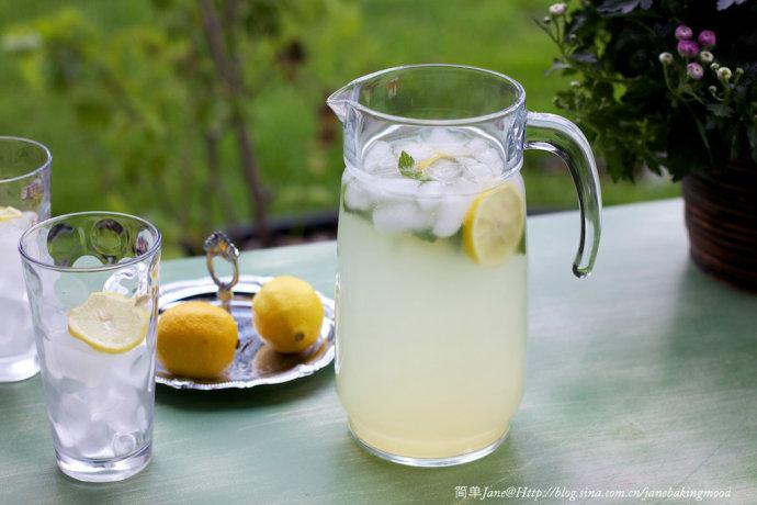 的做法_【圖解】簡單檸檬水怎麼做好吃_Rex_家常做法 ...