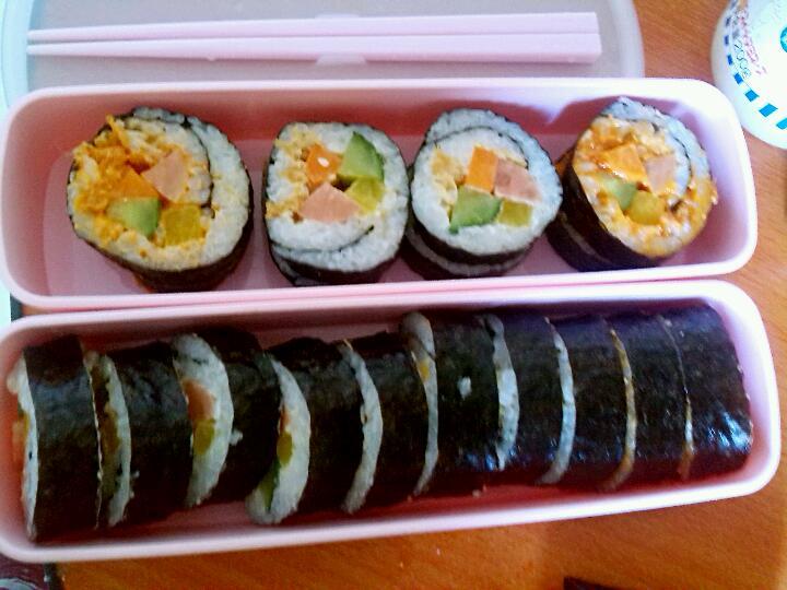 寿司便当的做法_【图解】寿司便当怎么做好吃_俊羿