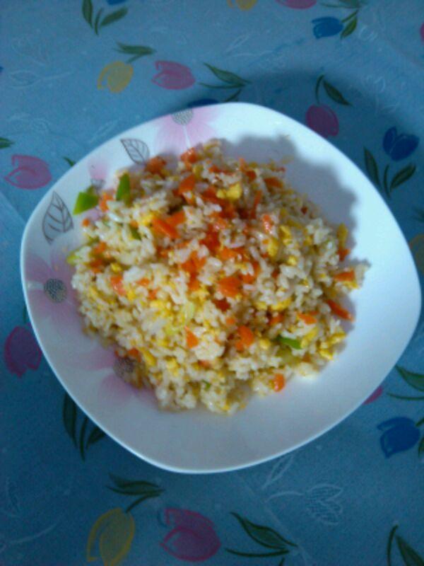 黃金蛋炒飯的做法_【圖解】黃金蛋炒飯怎麼做好吃 ...