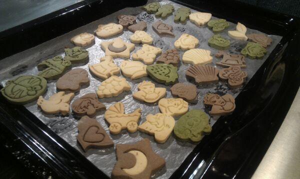 可爱饼干的做法_【图解】可爱饼干怎么做好吃