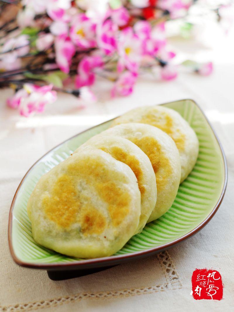 大白菜韭菜馅儿饼的做法_【图解】大白菜韭菜馅儿饼做