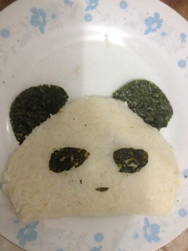 宝宝吃的可爱米饭造型