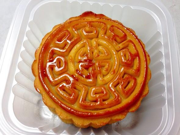 幼儿园泥土手工制作月饼