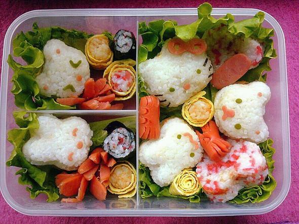 可爱的米饭