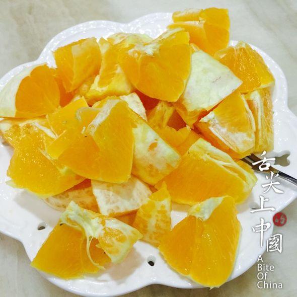 橙子手工制作小动物