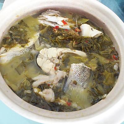 酸菜鱼的做法_【图解】酸菜鱼怎么做好吃_酸菜鱼_家常