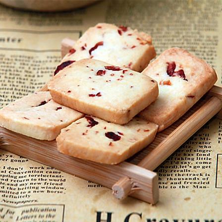蔓越莓曲奇饼干原料套餐(约做40块成品饼干)