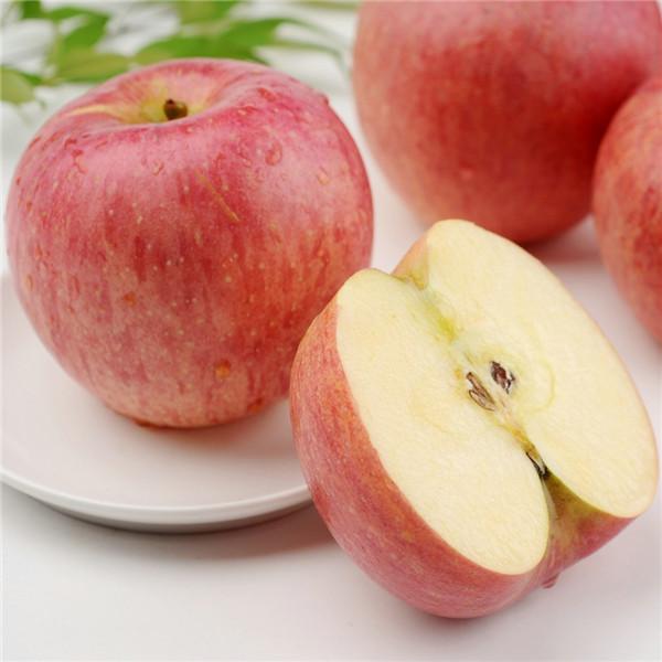 脆甜可口苹果 优质新